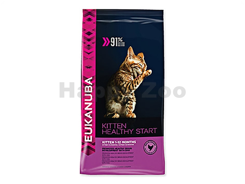 EUKANUBA Cat Kitten Chicken 400g