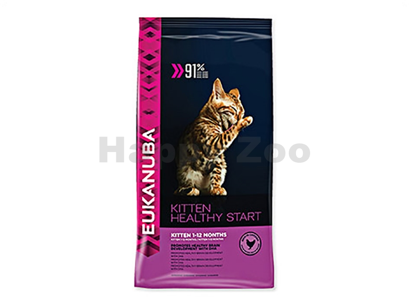 EUKANUBA Cat Kitten Chicken 2kg