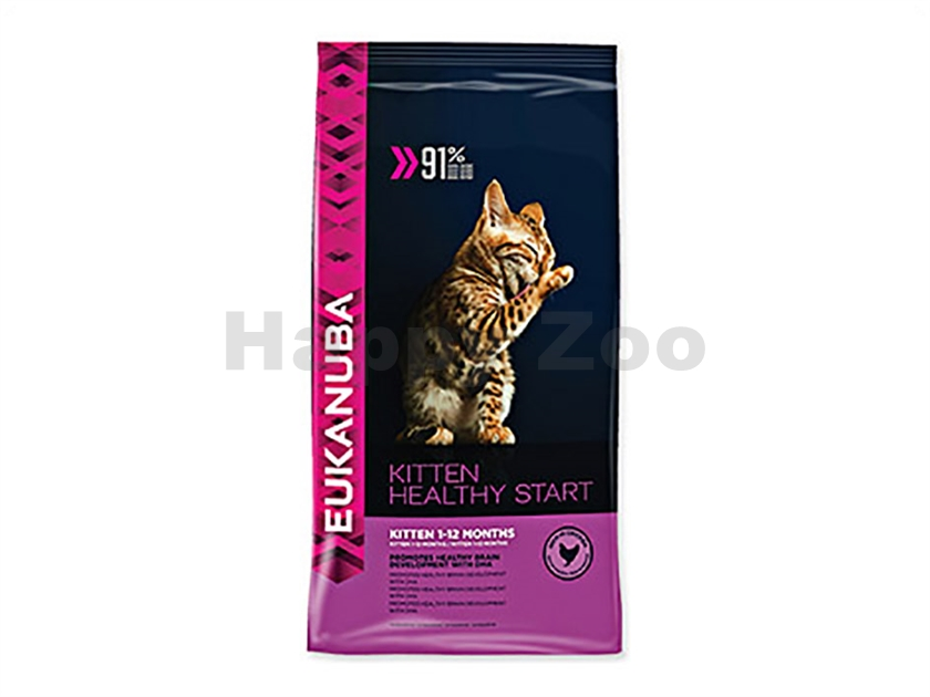 EUKANUBA Cat Kitten Chicken 4kg