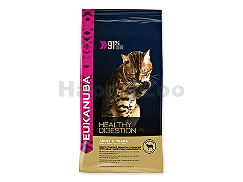 EUKANUBA Cat Adult Lamb 400g