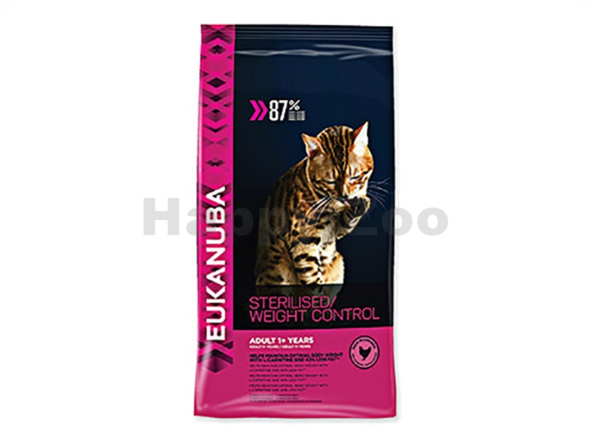 EUKANUBA Cat Adult Weight Control Chicken 3kg