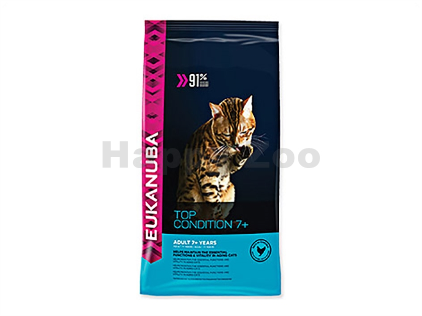 EUKANUBA Cat Senior Chicken 4kg