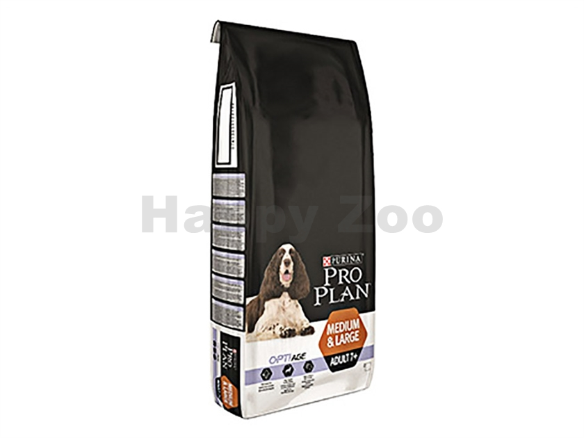 PRO PLAN Dog Medium & Large Adult 7+ 14kg