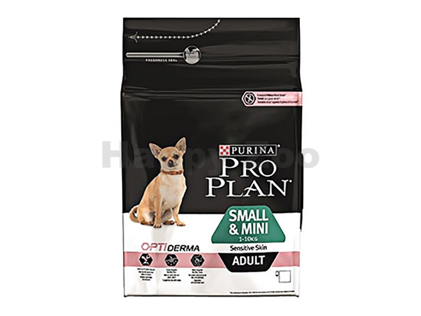 PRO PLAN Dog Small & Mini Adult Sensitive Skin 7kg