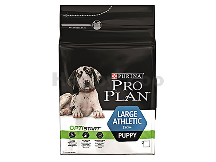 PRO PLAN Dog Large Puppy Athletic 3kg