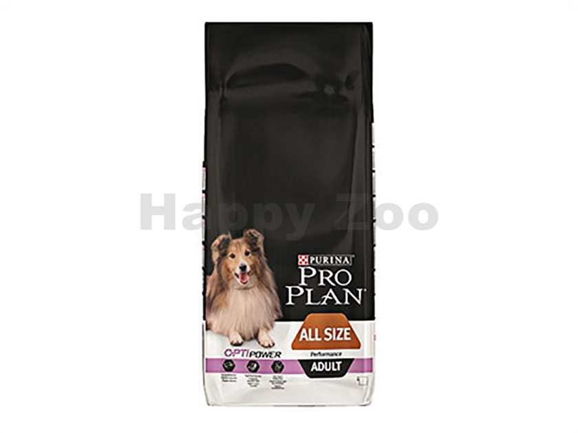 PRO PLAN Dog All Size Performance 14kg