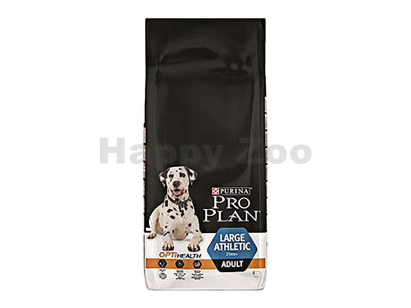 PRO PLAN Dog Large Adult Athletic 14kg