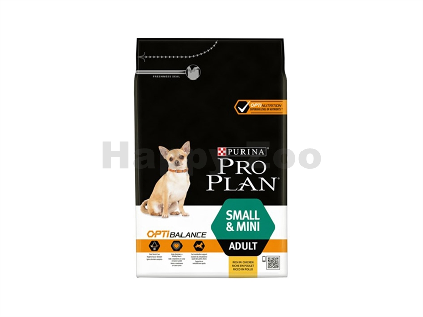 PRO PLAN Dog Small & Mini Adult 3kg