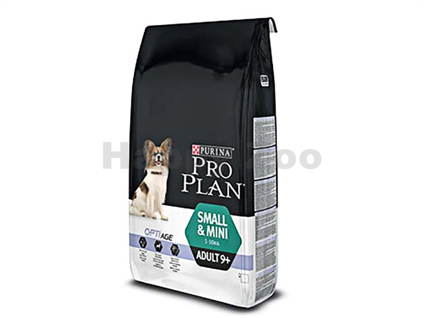 PRO PLAN Dog Small & Mini Adult 9+ 700g