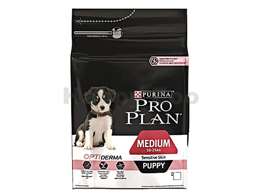 PRO PLAN Dog Medium Puppy Sensitive Skin 3kg