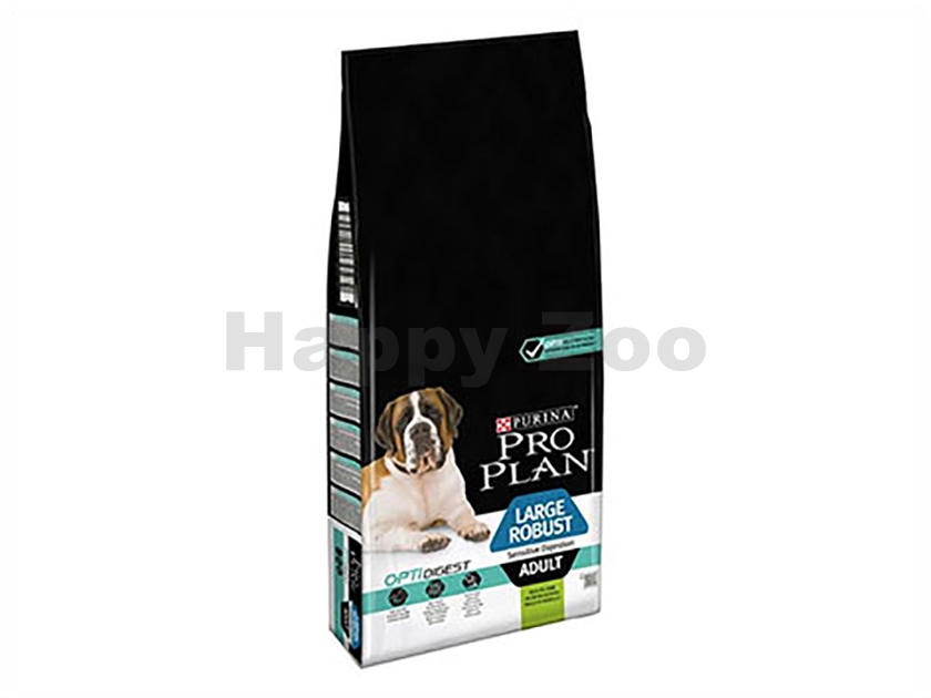 PRO PLAN Dog Medium Adult Large Robust Sensitive Digestion 14kg