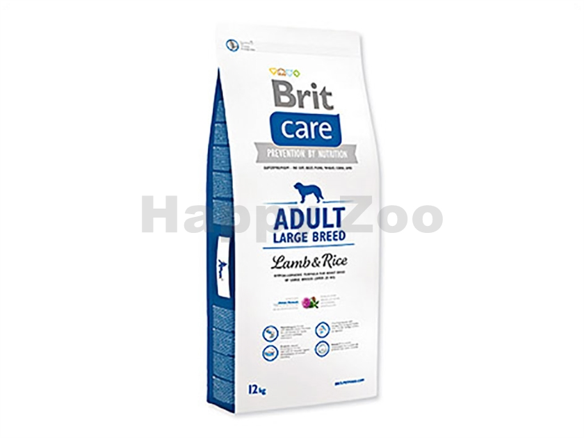 BRIT CARE Adult Large Breed Lamb & Rice 12kg