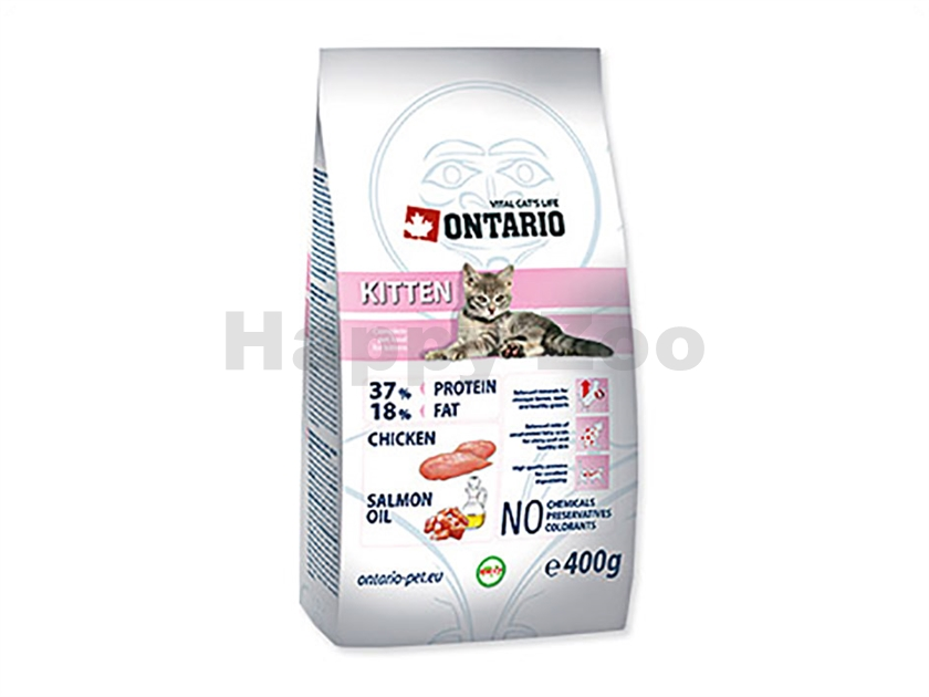 ONTARIO Cat Kitten 400g