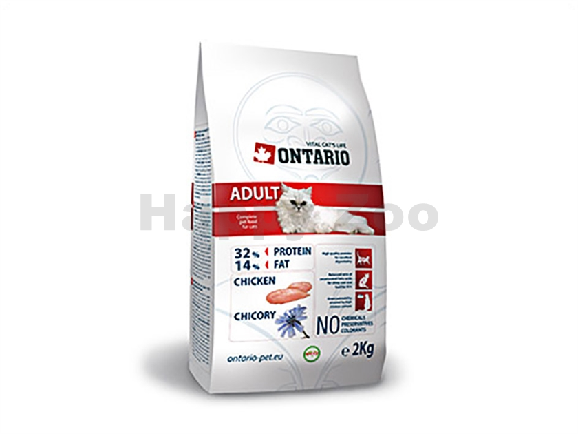 ONTARIO Cat Adult 2kg