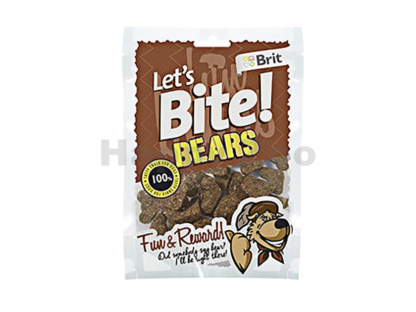 BRIT Lets Bite Fun & Reward! Bears 150g