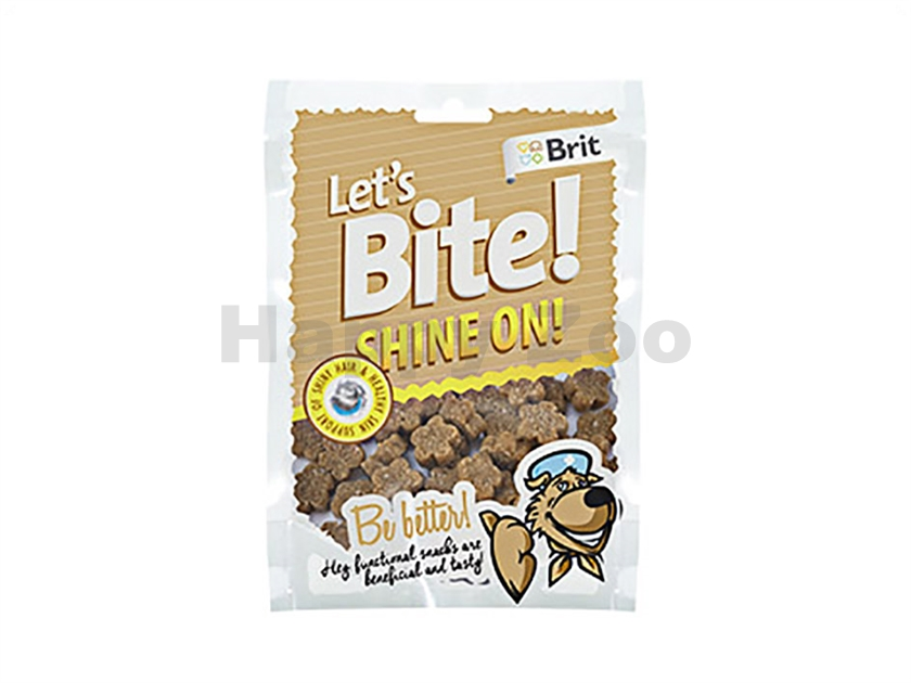 BRIT Lets Bite Be Better! Shine On! 150g