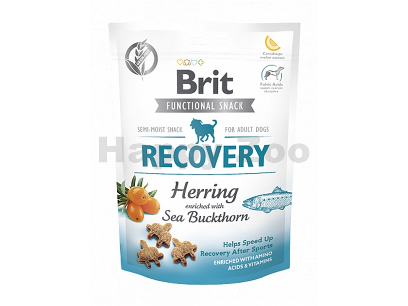 BRIT Functional Snack Recovery Herring 150g