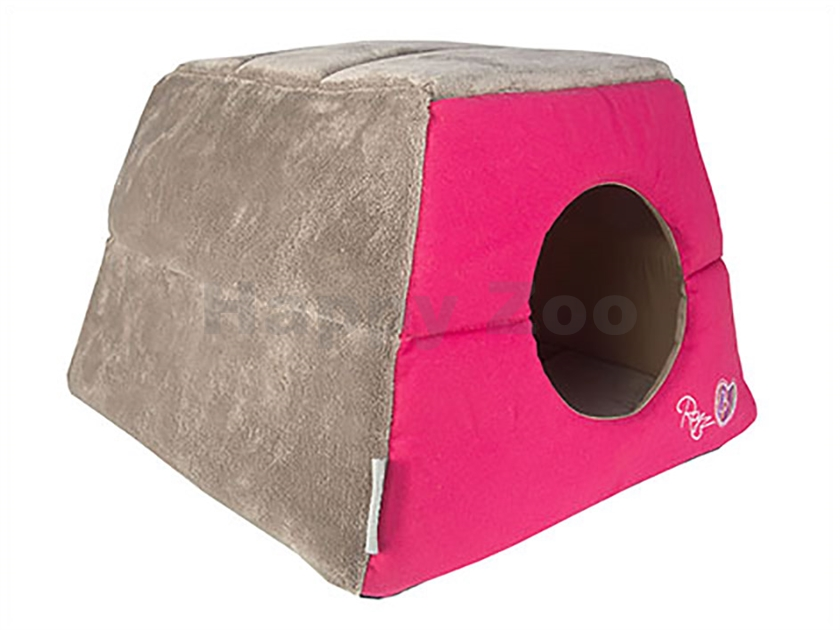 Iglu/pelech ROGZ Catz Igloo - Candy Stripes (S) 41x41x30cm