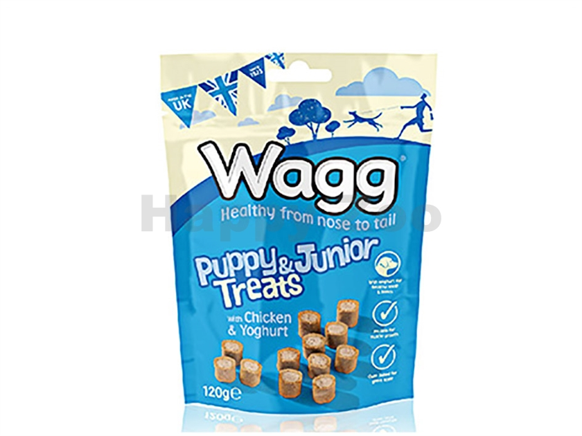 WAGG Puppy n´Junior Treats 120g