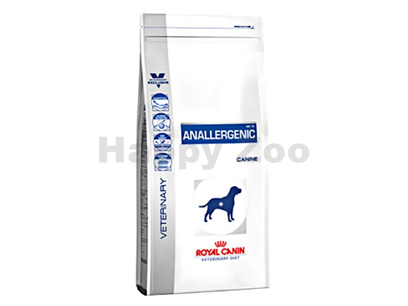 ROYAL CANIN VD Dog Anallergenic AN 18 3kg