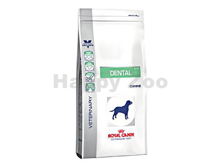 ROYAL CANIN VD Dog Dental DLK 22 14kg