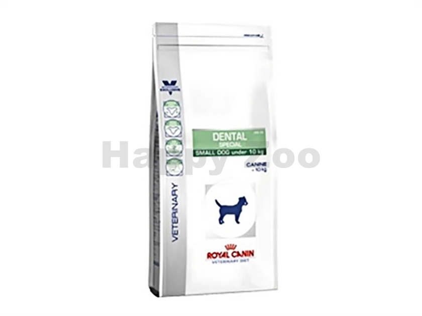 ROYAL CANIN VD Dog Dental Special Small Dog DSD 25 2kg