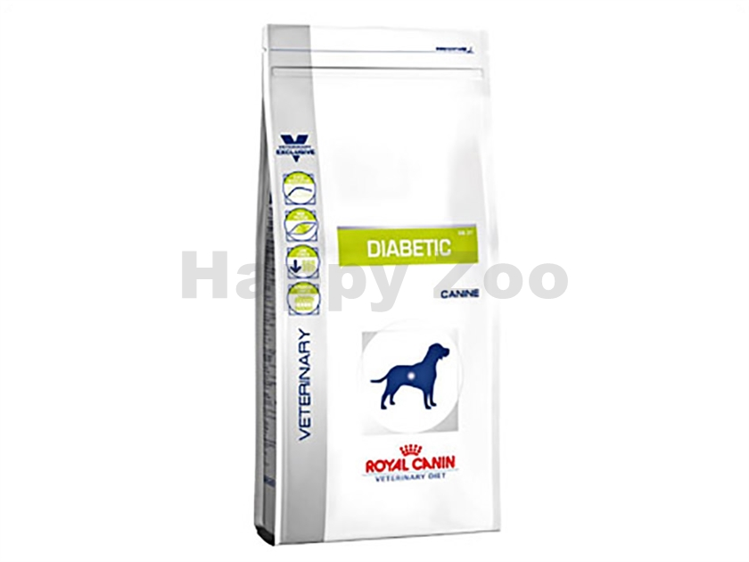 ROYAL CANIN VD Dog Diabetic DS 37 1,5kg