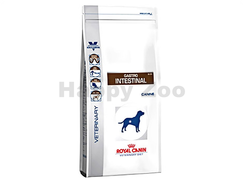 ROYAL CANIN VD Dog Gastro Intestinal GI 25 7,5kg