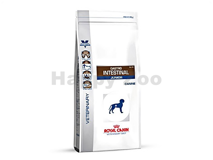ROYAL CANIN VD Dog Gastro Intestinal Junior GIJ 29 2,5kg
