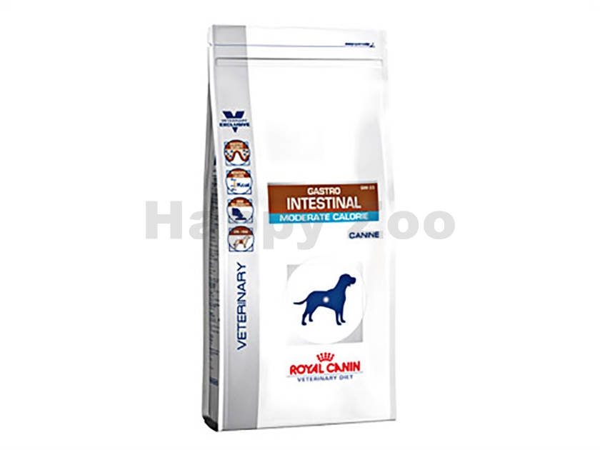 ROYAL CANIN VD Dog Gastro Intestinal Moderate Calorie GIM 23 7,5