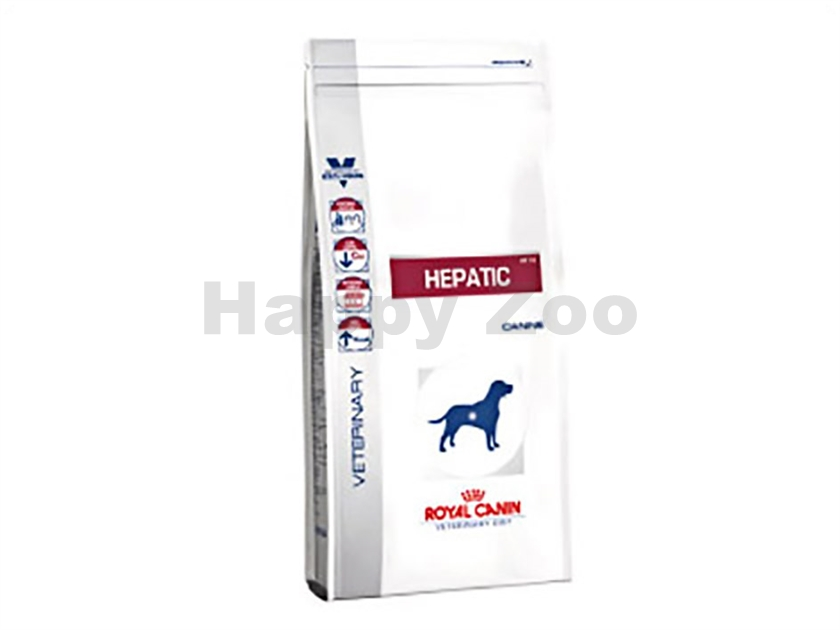 ROYAL CANIN VD Dog Hepatic HF 16 1,5kg