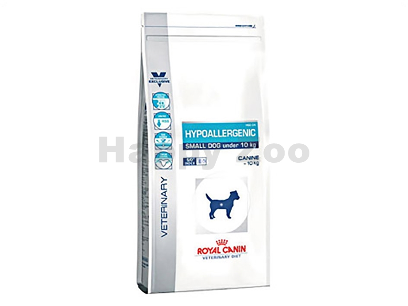 ROYAL CANIN VD Dog Hypoallergenic Small Dog HSD 24 3,5kg