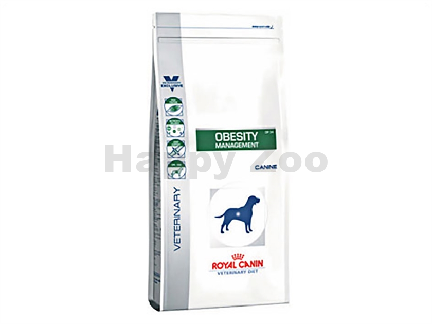 ROYAL CANIN VD Dog Obesity Management DP 34 1,5kg