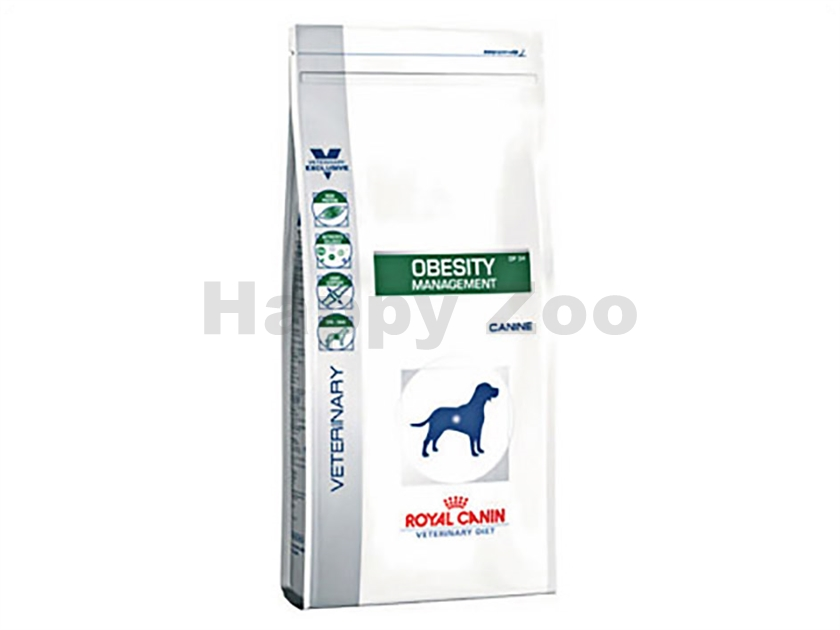 ROYAL CANIN VD Dog Obesity Management DP 34 14kg