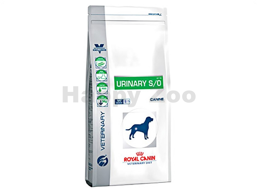 ROYAL CANIN VD Dog Urinary S/O LP 18 7,5kg
