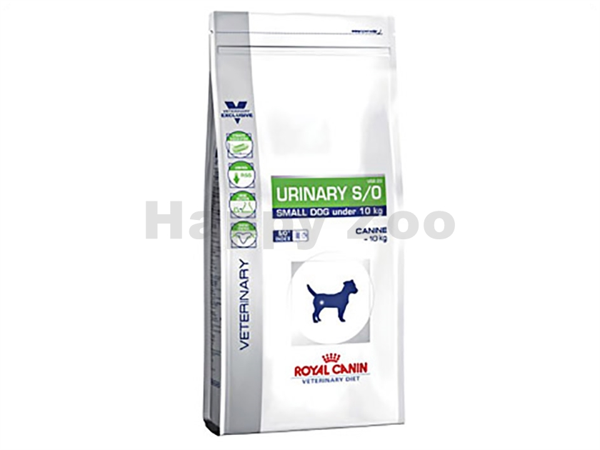 ROYAL CANIN VD Dog Urinary S/O Small Dog USD 20 1,5kg