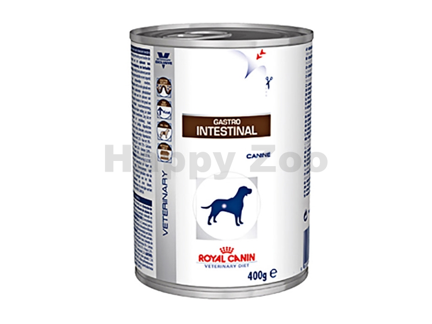 Konzerva ROYAL CANIN VD Dog Gastro Intestinal GI 25400g