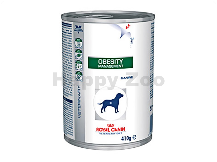 Konzerva ROYAL CANIN VD Dog Obesity Management 410g