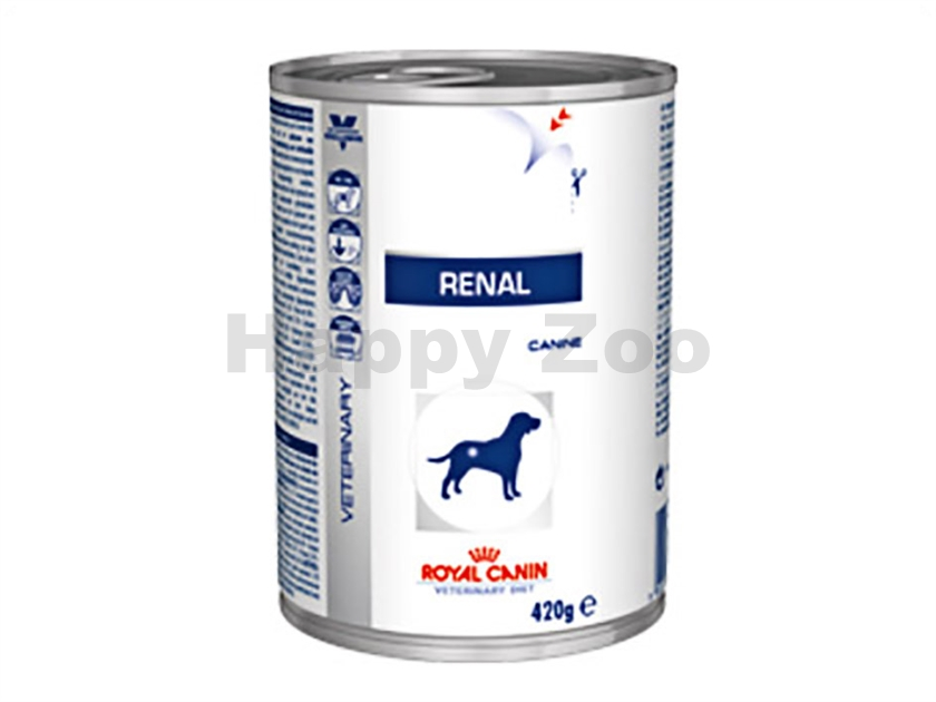 Konzerva ROYAL CANIN VD Dog Renal 410g