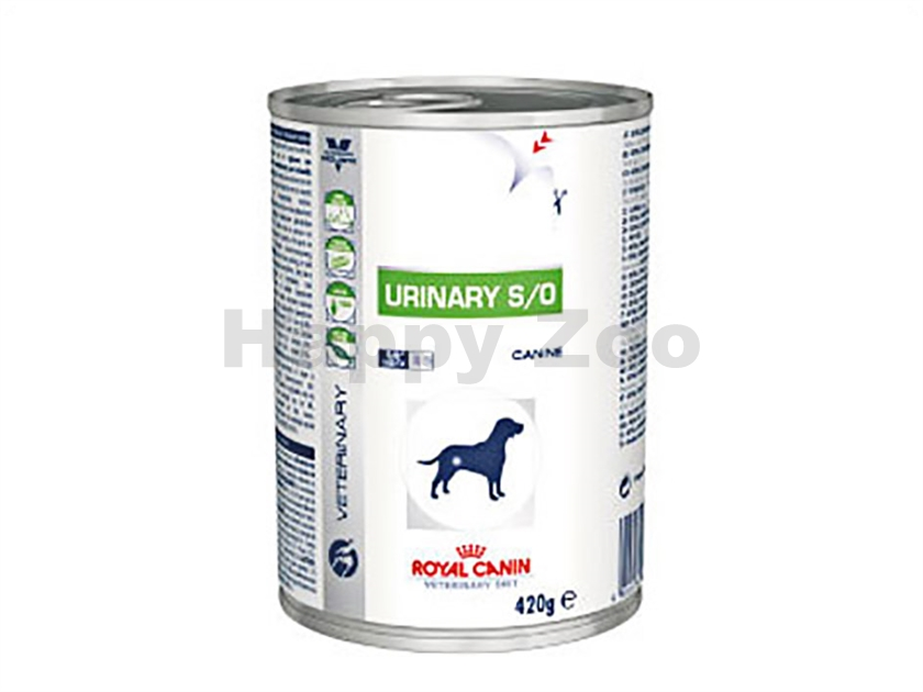 Konzerva ROYAL CANIN VD Dog Urinary S/O 410g