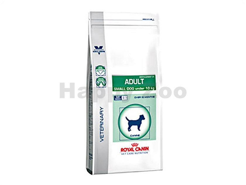 ROYAL CANIN VET CARE Dog Adult Small Dog Dental&Digest 2kg