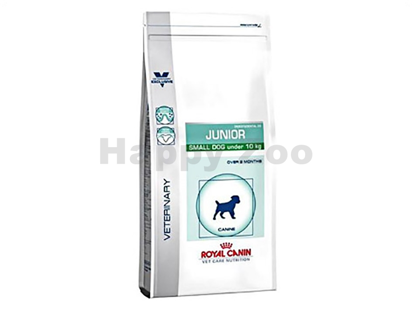 ROYAL CANIN VET CARE Dog Junior Small Dog Digest&Dental 4kg