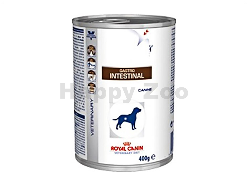 Konzerva ROYAL CANIN VD Dog Gastro Intestinal GI 25 200g