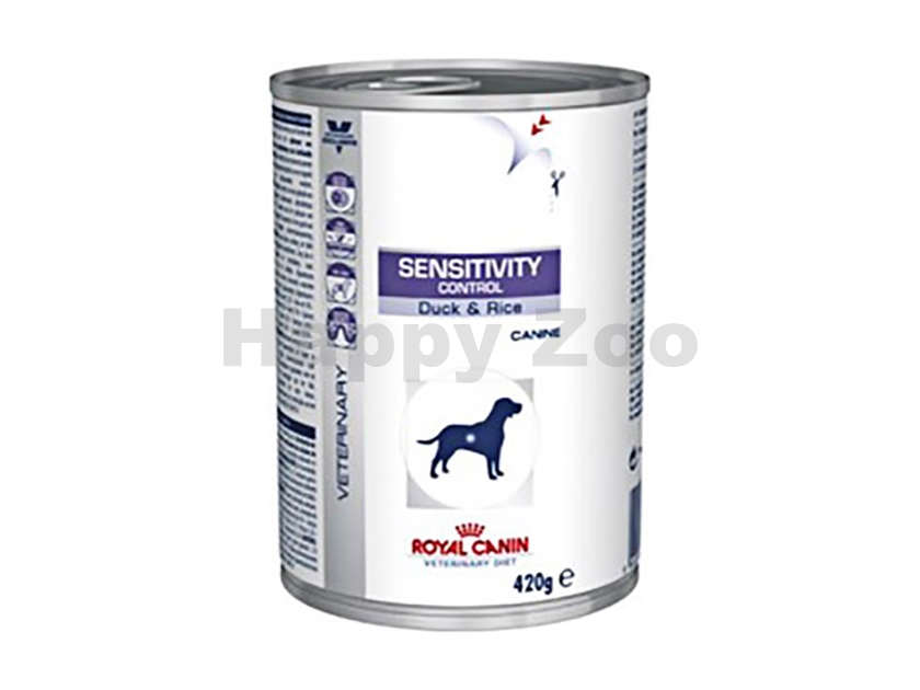 Konzerva ROYAL CANIN VD Dog Sensitivity Control Duck SC 21 410g