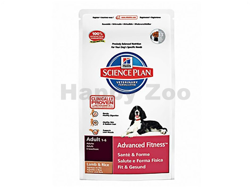 HILLS Canine Adult Lamb and Rice 3kg