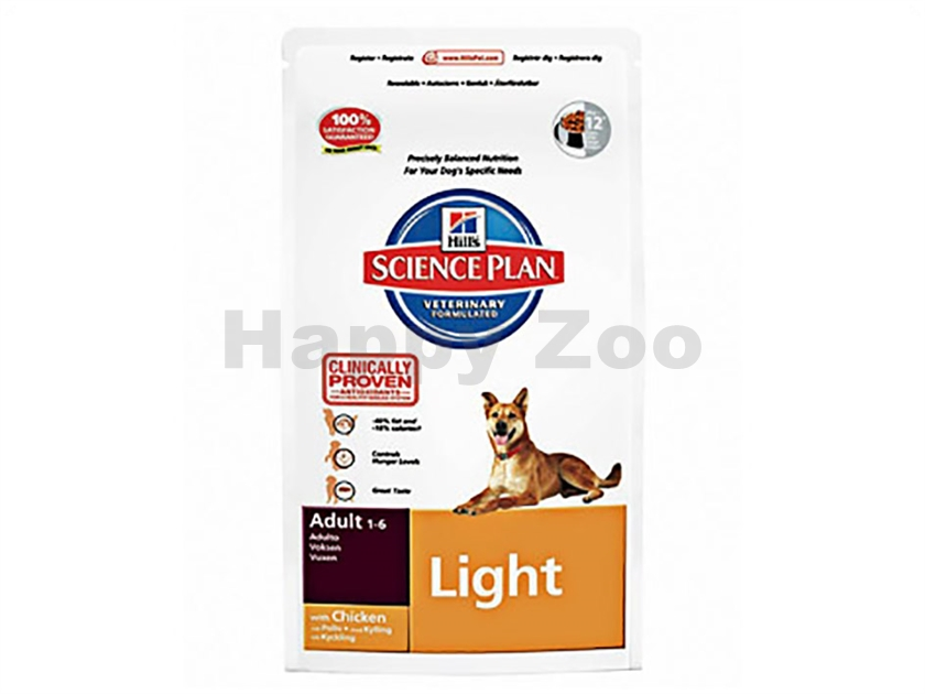 HILLS Canine Adult Light 3kg