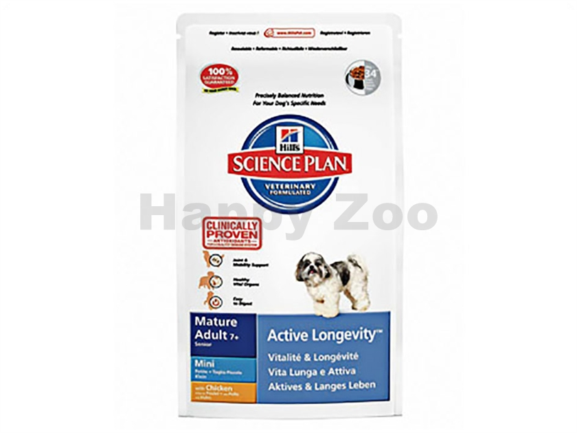HILLS Canine Senior 7+ Mini 7,5kg