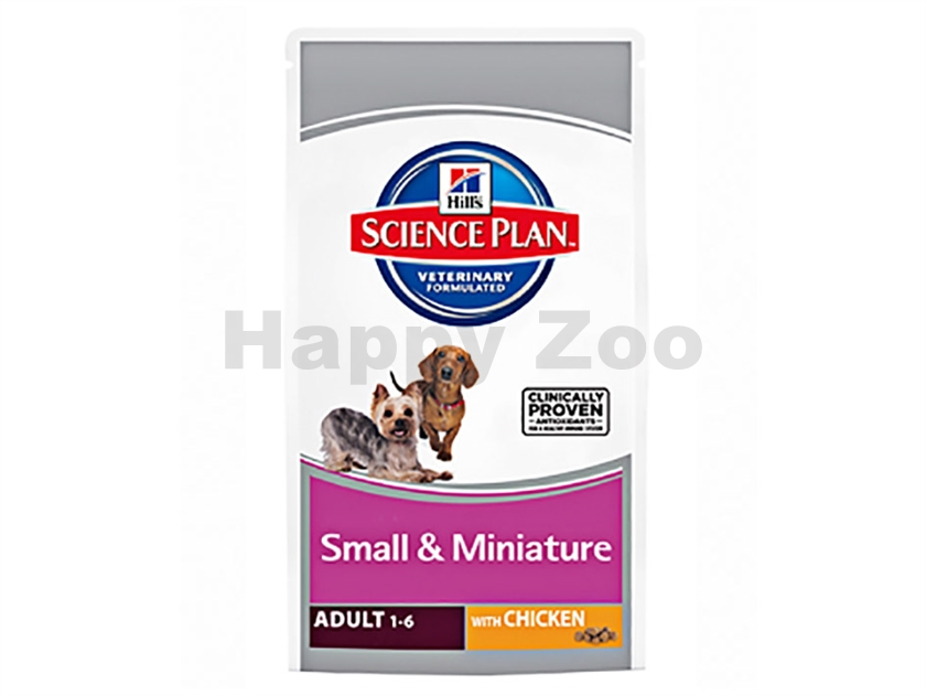 HILLS Canine Adult Small and Miniature 1,5kg