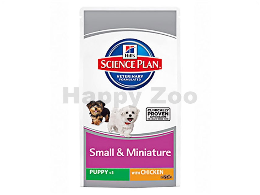 HILLS Canine Puppy Small and Miniature 1,5kg