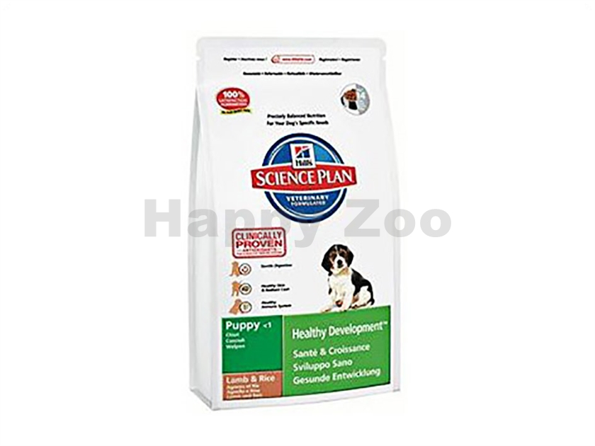 HILLS Canine Puppy Lamb and Rice 12kg